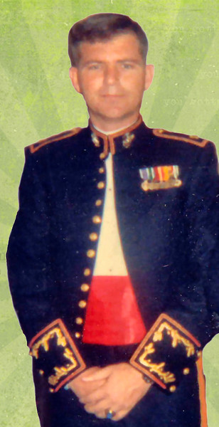 Little older as a Field Grade Officer