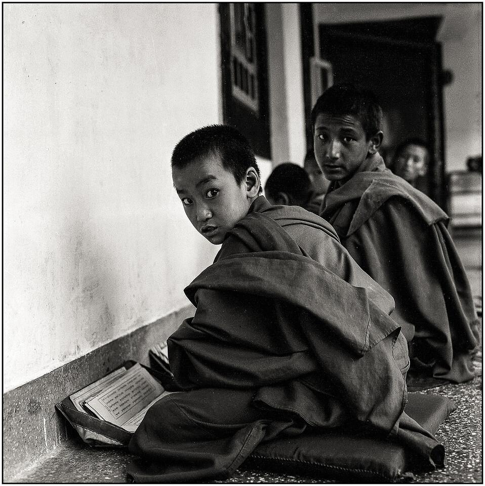Sikkim - monastère de Rumtek