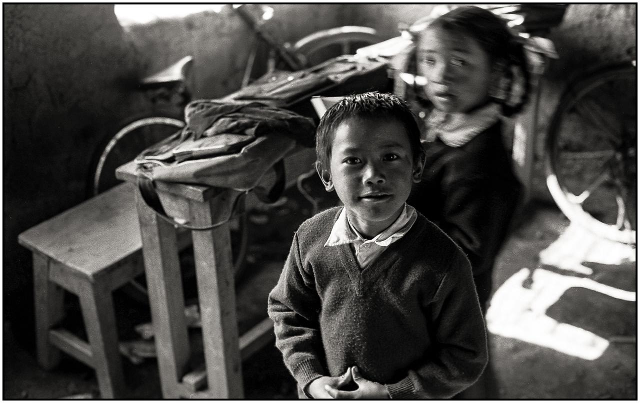 Ecole de Muktinath