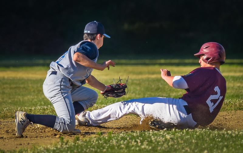 American Legion Baseball - N. Chelmsford vs Sudbury