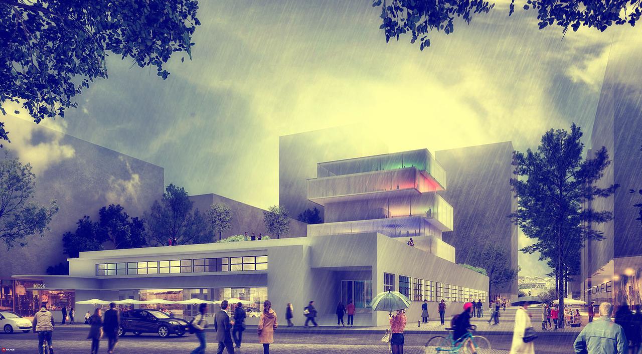 ציונוב ויתקון אדריכלים :: תל אביב ::