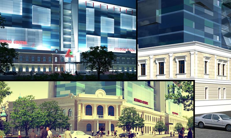 צ'יסנאו :: אורי שטרית אדריכלים :: מולדובה ::