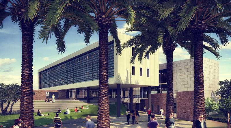 מכללת גליל מערבי :: ערן מבל אדריכלים ::