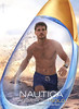 NAUTICA Aqua Rush Gold 2012-2013 Canada 'The new fragrance for men'