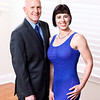 Rich and Sharon team-118-74-83-89