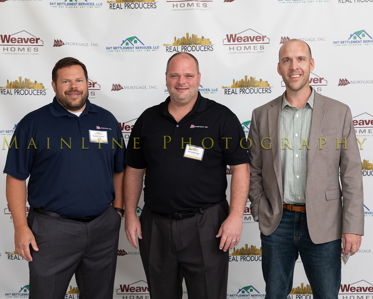 Weaver Homes Real Producers event-1