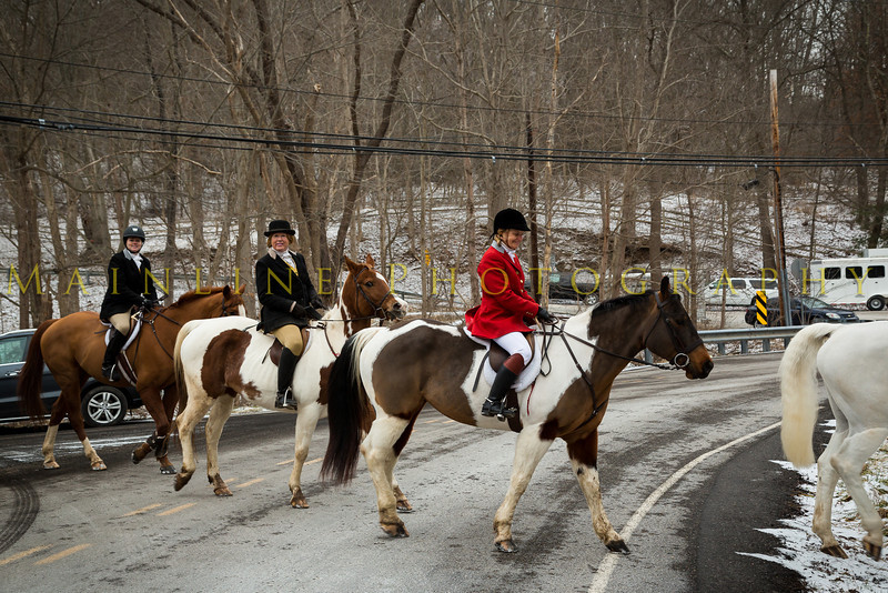 Sewickley Hunt New Years Day-1