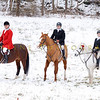 Sewickley Hunt 2017 Holiday snow-15
