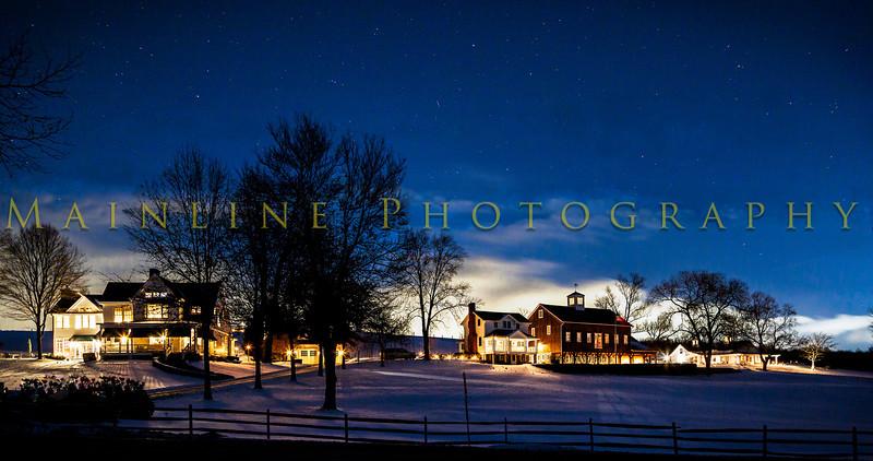 Snuggery Farm night nw