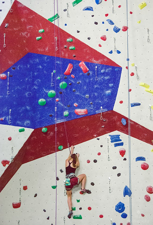 N3C/USA Climbing: Toproping Competition