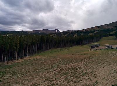 010 - Breckenridge - Riding Up the Ski Lift 2