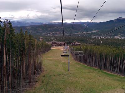 023 - Breckenridge - Approaching the Ski Lodge