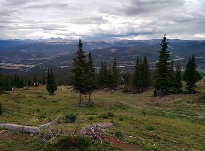 011 - Breckenridge - Near Summit View 1