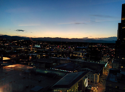 006 - Sunset Denver View