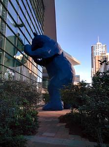 004 - Denver Convention Center Bear