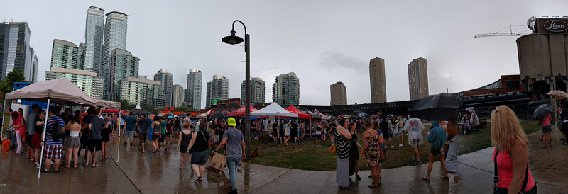 023 - Toronto - Ontario Craft Beer Festival Panorama