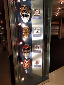 011 - Toronto - HHoF - Goalie Masks