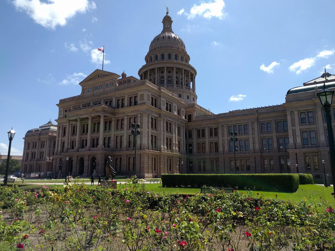 079 - Austin - Capitol Building North Facade