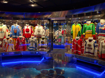 017 - Toronto - HHoF - International Jerseys