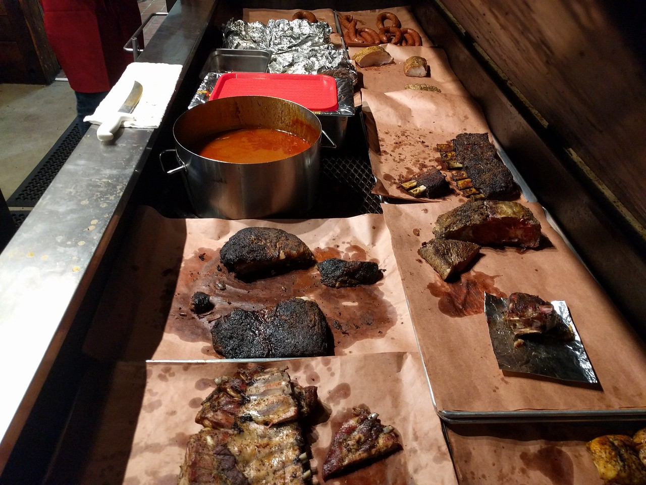 085 - Austin - Cooper's Pit BBQ Selection