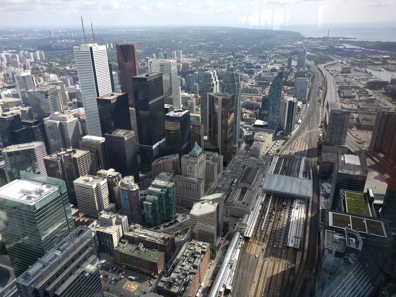 055 - Toronto - CN Tower - East View