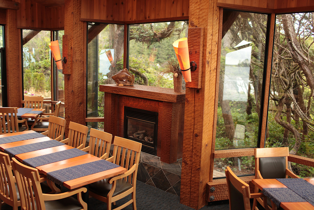 The Pointe at the Wickaninnish is a well known restaurant throughout the west coast and Canada.
