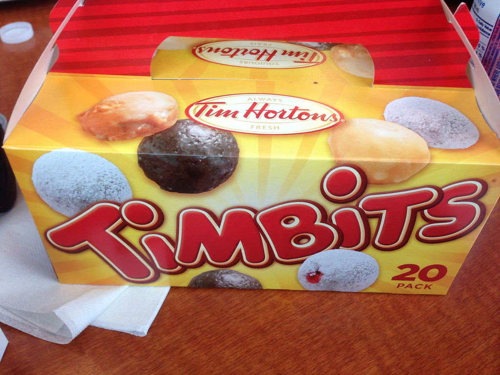 Timbits!