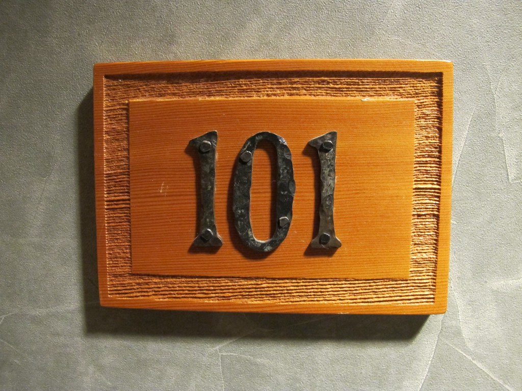 We've been coming to the Wick for years and we always stay in Room 101.