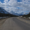 Kootenay National Park is located in southeastern British Columbia Canada and covers 543 sq mi.