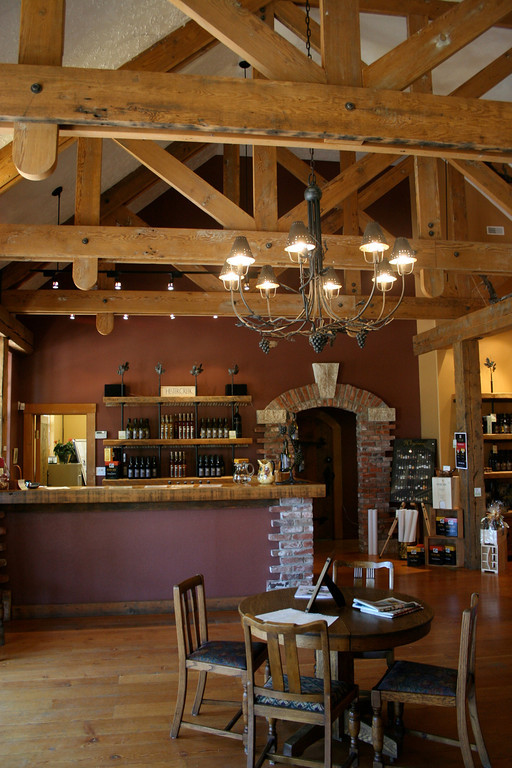 "Hester Creek has been making wine for over 40 years and is located in the ""Golden Mile"" area of the valley."