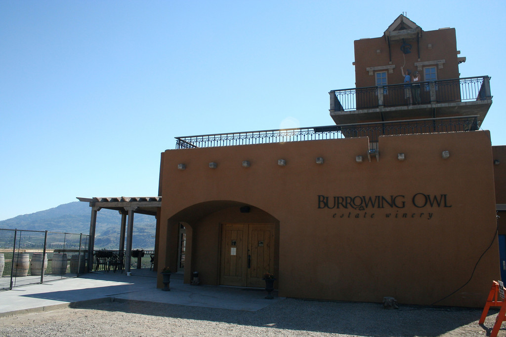 Burrowing Owl Winery is well known across Canada for it's Merlot, among other varietals.  Vintages often sell out within hours and days due its popularity.