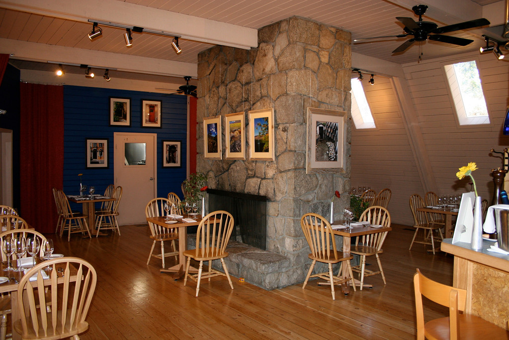 The Cellar Door Bistro is on site at the winery and offers a great dining experience.  You can dine indoors or....