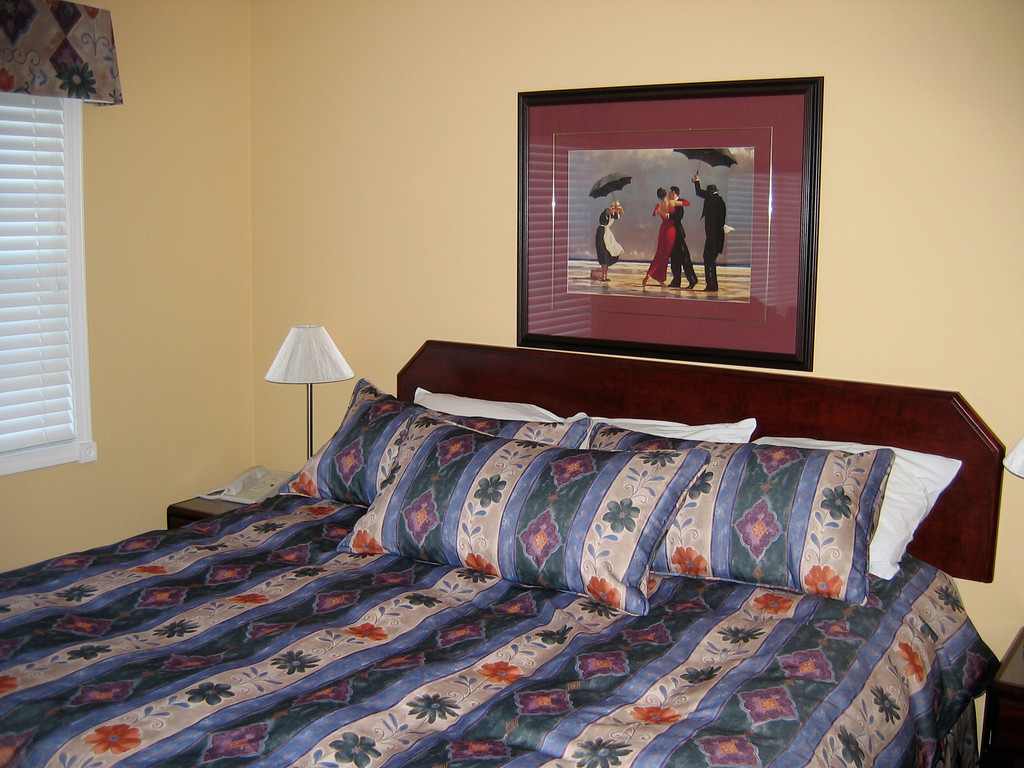 ..and 1 of the 3 bedrooms.
