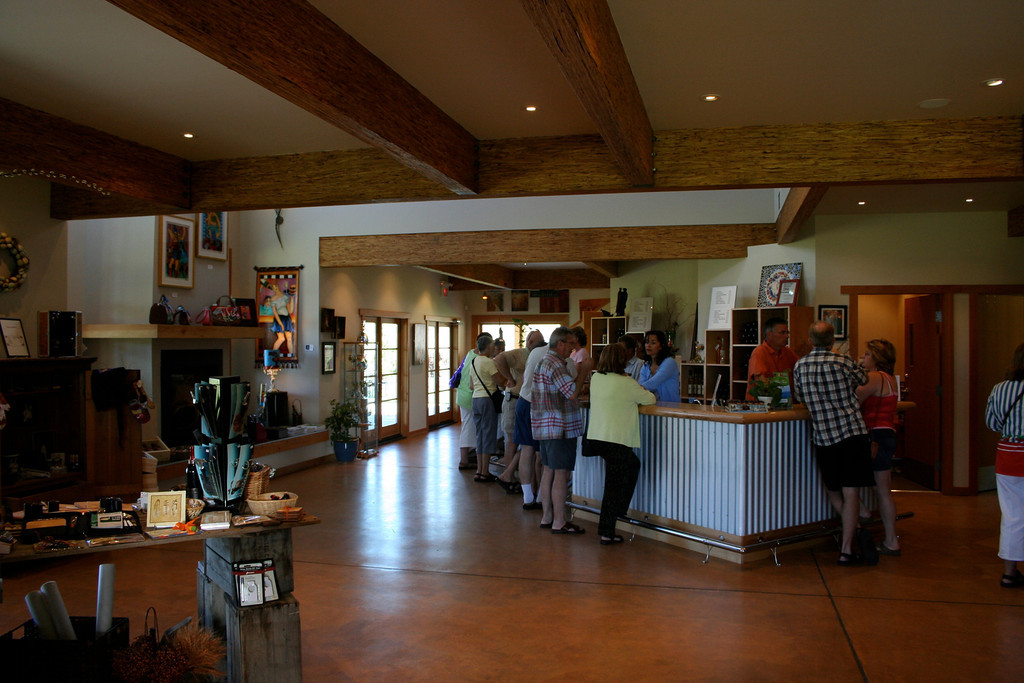 Red Rooster winery was founded in 1990 and produced their first wines in 1997.
