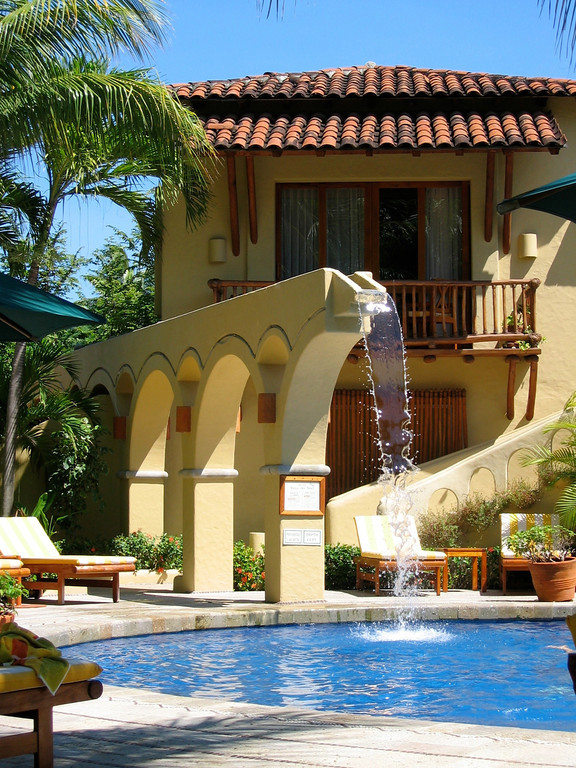 The Tides Zihuatanejo was ranked One of the Top 3 Resorts in Mexico<br /> by Condé Nast Traveler's 2009 Readers' Choice Awards