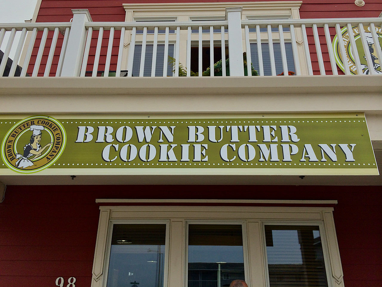 As you drive north on the 101 from SLO, you can stop in Cayucas and stop in at the Brown Butter Sugar Company.