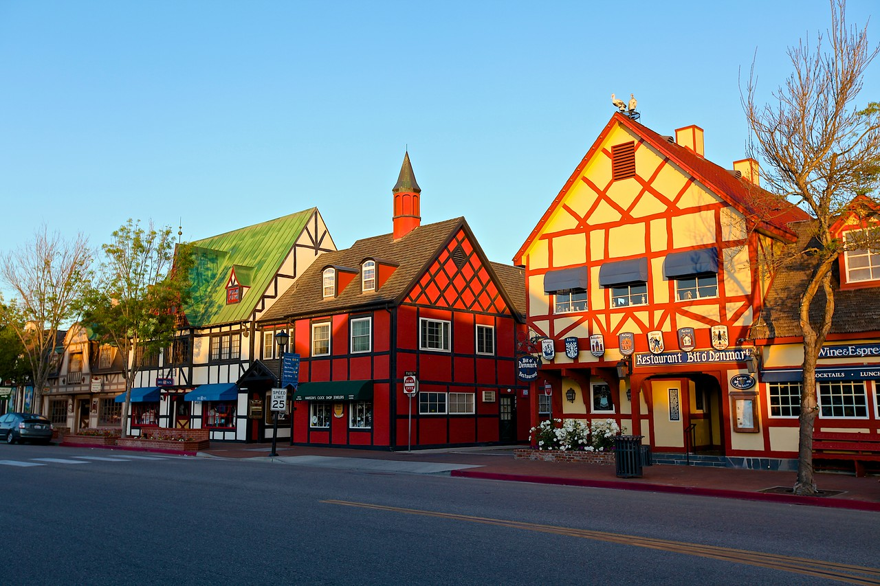 "Since 1936, Solvang has celebrated Danish folk traditions at its annual ""Danish Days"" event, usually held during the third weekend in September."