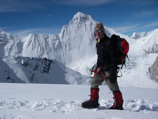 """Cho Oyu above Camp 1 (C1 – 6.500 m), 2007<br /> <br /> Fikret Karacic likes mountains, photography, mountain biking, and healthy food. <br /> He performed several trekkings in the European and New Zealand Alps. <br /> <br /> His highest climbed peaks are:<br /> Mt  Everest29,035 ft – 8.850 m   (May 24, 2010)<br /> Aconcagua22,841 ft – 6.962 m<br /> Mount Blanc15,774 ft – 4,808 m<br /> Mount Rainier        14,410 ft – 4.392 m<br /> Mount Hood11,239 ft – 3.426 m<br /> <br /> Recently, he moved from Australia to Canada. <br /> Fikret Karacic is a freelancer in British Columbia.<br /> <br /> Fiko is known as a """"Bosnian Iron Man""""."""