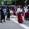 The following day, December 30 we transferred to Mendoza City.  The flamenco on the streets of Mendoza and at the Spanish style restaurant for New Years Eve will be hard to forget.<br /> <br /> The flamenco public performance at the Mendoza pedestrian zone during lunch time.