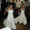 New Years Eve Flamenco performance at the Mendoza Spanish style restaurant.