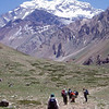 Horcones Valley – ACONCAGUA is waiting for us.