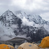 Ama Dablam Advanced Base Camp (ABC) (16,732ft/5.100m)
