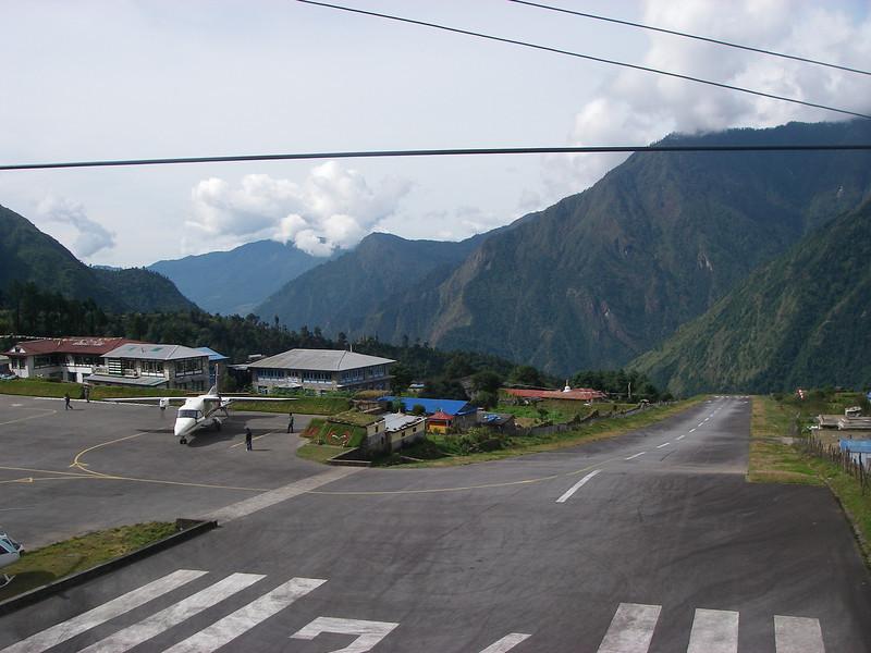 Lukla Airport, Nepal (2,840m)
