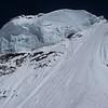 Dablam glacier (21,325ft/6.500m)