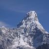 Closer look at Ama Dablam (6.856 m)