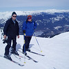 Whistler Ski Area:<br /> Elevation gain: 5,280ft = 1.609m