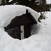 A lot of snow.<br /> It was April 08