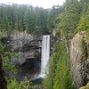 Brandywine Falls on the way to Whistler