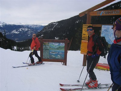 Whistler is future host of 2010. Winter Olympic Games. Whistler Ski Area: 8,171 acres = 3.307 hectares