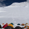 C2 (23,392ft/7.130m) – Cho Oyu (26,906ft/8.201m) above